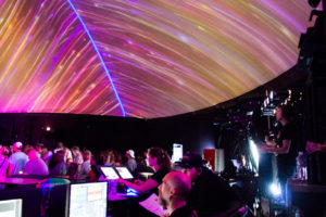 Immersive 360 Projection Dome