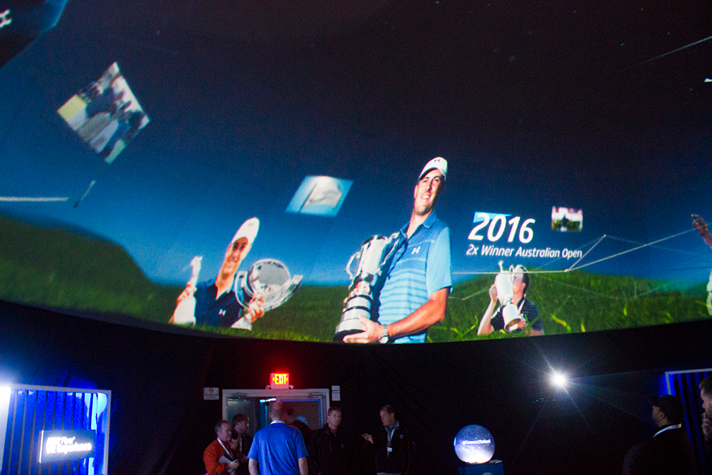 Live 360 Projection Dome