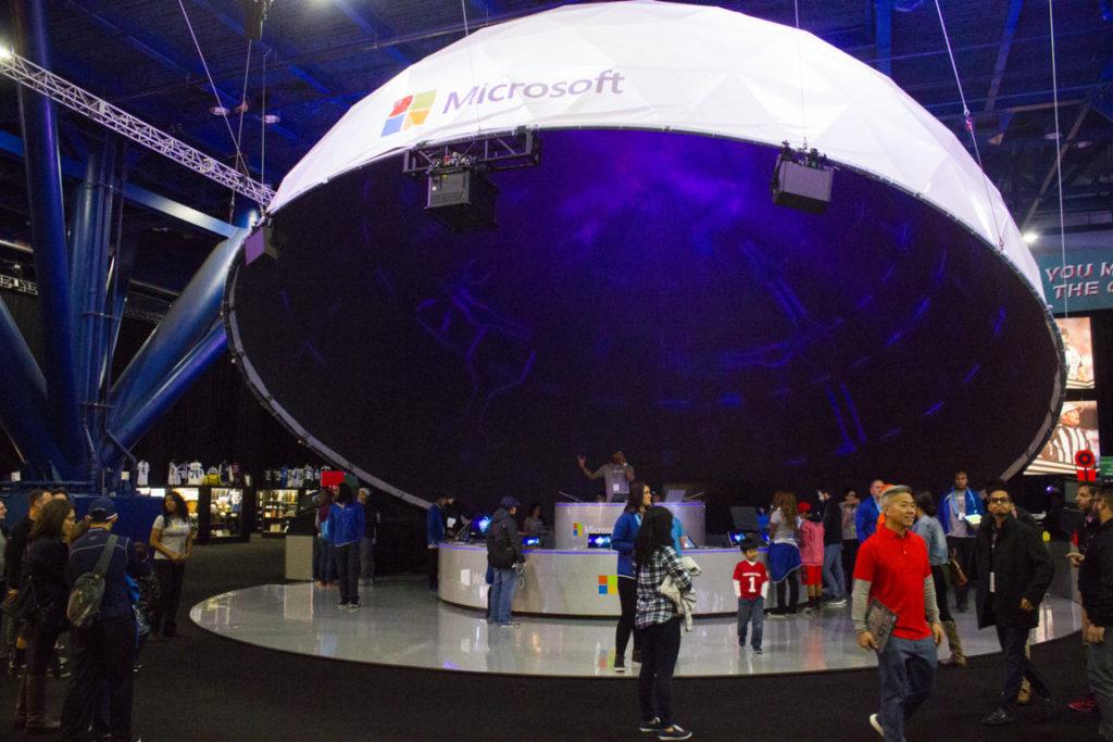 360 Immersive Dome